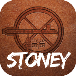 Stoney Language Dictionary Large Logo
